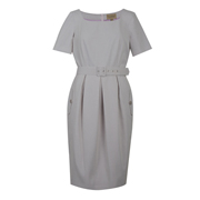 Beige Belted Dress €255