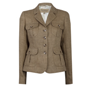 Gold Pocket Safari Jacket €325